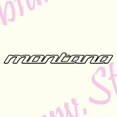 Montana-Stickere Bicicleta_Cod: BST-023_Dim: 25 cm. x 2.5 cm.