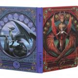 Agendă / Jurnal dragoni Aripi arămii