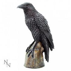 Statuetă Odihna Corbului - Sculptura