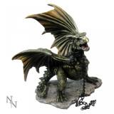 Statuetă Dragonul neîmblânzit - Sculptura