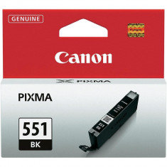 Cartus Canon CLI-551BK Black