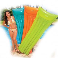 Pluta gonflabila pentru plaja Intex 59703 - Saltea de apa