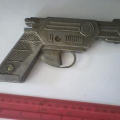 Bnk dv Pistol de metal - aprinzator vechi de aragaz. - Metal/Fonta