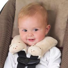 Protectie auto pentru cap si centuri SUMMER INFANT CrushyStraps