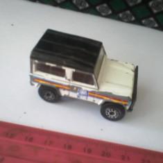 bnk jc Matchbox - Land Rover Ninety 1987