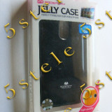 Husa Mercury Jelly LG G2 Negru Blister