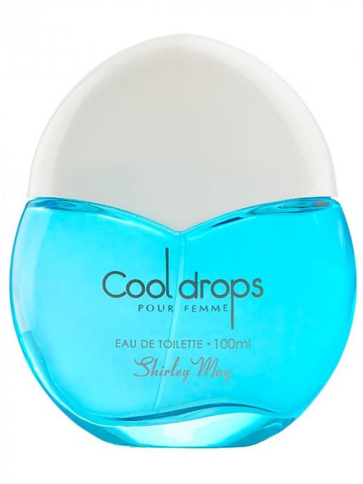 Parfum original de damă COOL DROPS  100ml foto mare