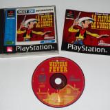 Joc Playstation 1 PS1 - Lucky Luke Western Fever