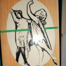 EURITMIA FORMA ARTISTICA DE EXPRIMARE AN 1985/311PAG= GINETA STOENESCU - Carte Arta dansului