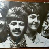 The Beatles fotografie cu autografe, Necirculata