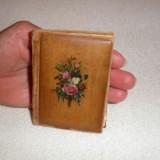 Coperta carticica, caietel vechi