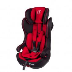 Scaun auto copii BABYGO Iso - Red