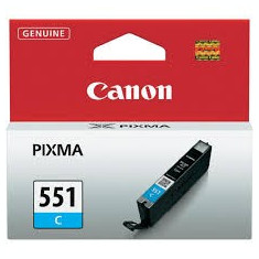 Cartus Canon CLI-551C Cyan - Cartus imprimanta
