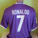 TRICOU RONALDO REAL MADRID SEZON 2016-2017 MARIMI DISPONIBILE S,M,L,XL,XXL