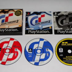 Joc Playstation 1 PS1 - Gran Turismo 2 - Joc PS1, Actiune, Single player, Toate varstele