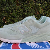 NEW BALANCE 580 NR 44 ELITE EDITION PLAYFUL MINT WHITE MRT580MC - Adidasi barbati New Balance, Culoare: Din imagine