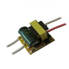 LED driver Circuit ALIMENTATOR pentru diode LED sau LASER putere 1Wat