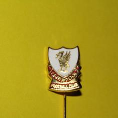 Insigna fotbal FC LIVERPOOL
