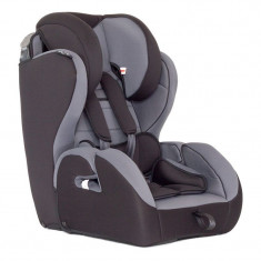 Scaun auto copii BQS - Minno Grey, 1-2-3 (9-36 kg)