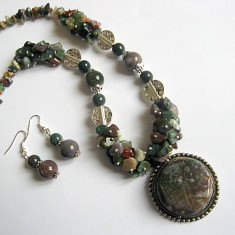 Set agate indiene 22170