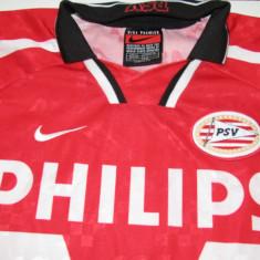 Tricou NIKE-fotbal PSV EINDHOVEN (Olanda) - Tricou echipa fotbal, Marime: XXL, Culoare: Din imagine, De club, Maneca scurta