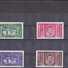 TRNS - CENTENARUL NASTERII LUI ION CREANGA - AN 1937 - Timbre Romania, An: 1940, Nestampilat