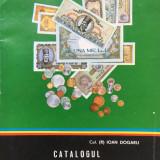 CATALOGUL MONEDELOR SI BANCNOTELOR ROMANESTI EMISE IN PERIOADA 1853-1977 - Bancnota romaneasca