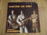"""Formatia Academica """"Purtam un cint"""" LP vinil vinyl, electrecord"""