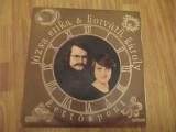 Jozsa Erika  Horvath Karoly     LP vinil vinyl