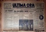 ZIAR VECHI - ULTIMA ORA - 2 OCTOMBRIE 1946