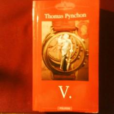 Thomas Pynchon V., Polirom