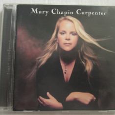 Mary Chapin Carpenter ‎– Time. Sex .Love _ cd, album, Austria - Muzica Country Altele