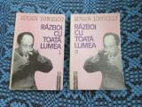 EUGEN IONESCU - RAZBOI CU TOATA LUMEA (2 VOLUME, HUMANITAS, 1992)