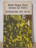 Istoria Lui Mayta .Domnisoara Din Tacna - Mario Vargas Llosa, 1990