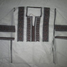 Ie, camasa de costum popular, femeiasca, autentica, Bucovina