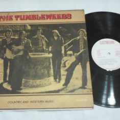 DISC VINIL THE TUMBLEWEEDS COUTRY AND WESTERN MUSIC STM-EDE O1073 STARE FB - Muzica Country