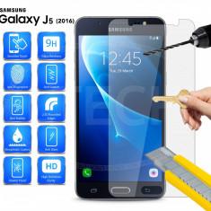 Folie Sticla protectie ecran Samsung Galaxy J5 (2016) - Folie de protectie Samsung, Anti zgariere