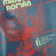 Horia Nestorescu Balcesti - Ordinul Masonic Roman - Carte masonerie