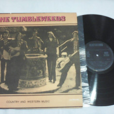 DISC VINIL THE TUMBLEWEEDS COUTRY AND WESTERN MUSIC ST-EDE O1073 STARE FB - Muzica Country