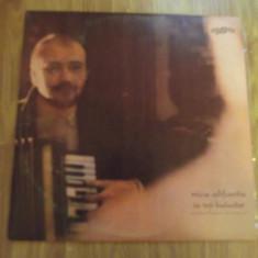 "Nicu Alifantis   ""Ia toji baladist""  LP vinil vinyl, electrecord"