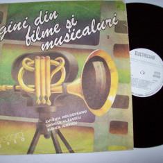Disc vinil PAGINI DIN FILME SI MUSICALURI (2)(ST - ECE 02468) - Muzica soundtrack Altele