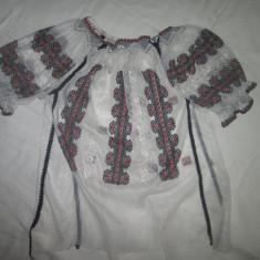 Ie, camasa de costum popular femeiasca, autentica, Bucovina