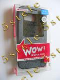Husa Mercury WOW Bumper Samsung Galaxy S6 G920 Gri Blister