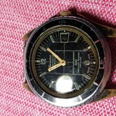 CEAS ELVETIAN SICURA (BREITLING) - Ceas barbatesc Breitling, Elegant, Mecanic-Manual, Otel, Analog, 1940 - 1969