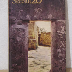 SECOLUL 20. NR. 8 /1966 - Revista culturale