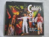 DJ BoBo – Colors Of Life _ cd,maxi single,Elvetia anii'90