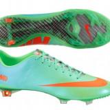 Ghete Fotbal Nike Mercurial Vapor FG-Pro-Ghete Fotbal-MARIMEA 40, Culoare: Din imagine