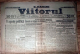 ZIAR VECHI - VIITORUL  -28 DECEMBRIE 1920