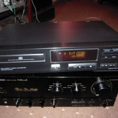 CD player SONY CDP-212, front si functionare foarte bune, provenienta Germania