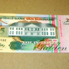 25 gulden 1996 Suriname UNC 363192 - 2+1 gratis - RBK16814 - bancnota europa